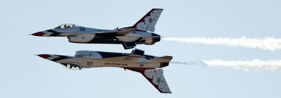 Mirrored Thunderbirds 2 - 1000