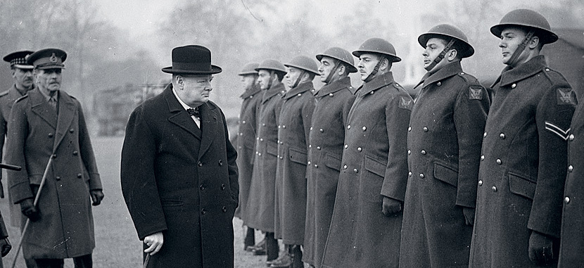 """how winston churchill uses language to His hugely popular articles pushed the military slang word """"sniper"""" into popular use during the second boer war, churchill winston churchill the language."""