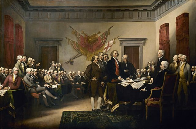 Declaration of Independence - 1