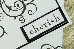 Cherishable or Perishable - 1