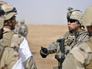 Iraqi instructors take the reins at KMTB
