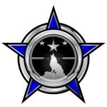 Certified Wolf Hunter Logo