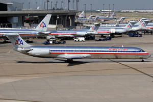 American Airlines at Dallas