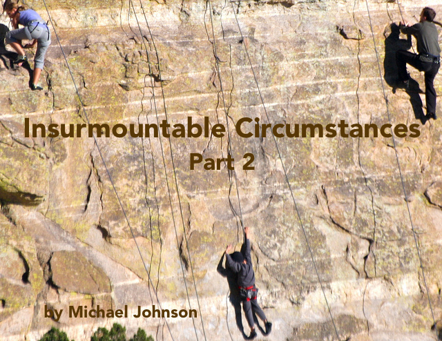 Insurmountable - Part 2