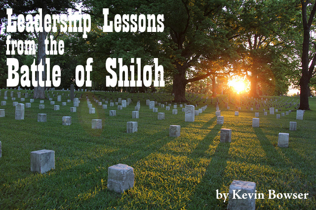 Leadership Lessons from the Battle of Shiloh
