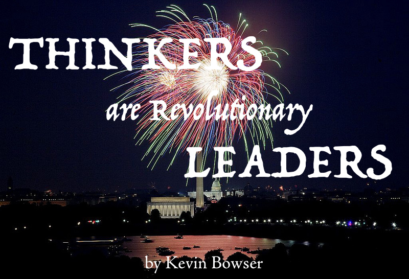 Revolutionary Thinking - Blog Graphics