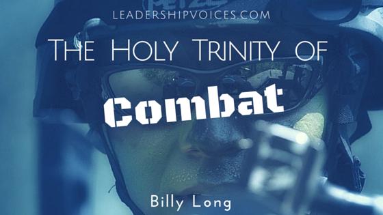 The Holy Trinity of