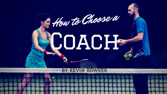 How to Chose a Coach