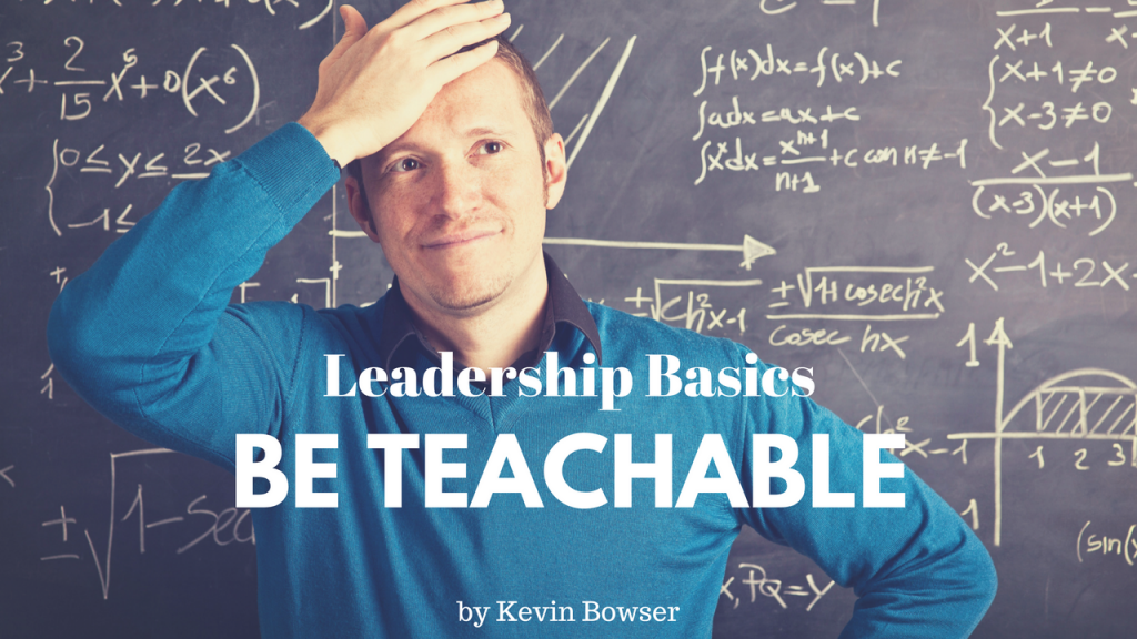 be-teachable