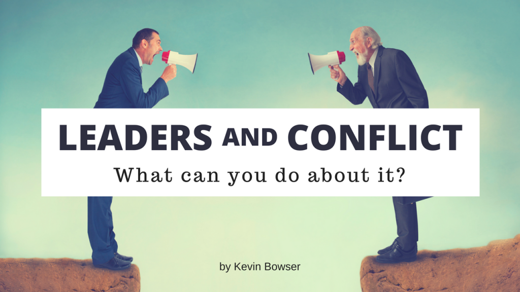 Leaders and Conflict