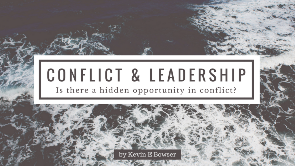 Conflict & Leadership