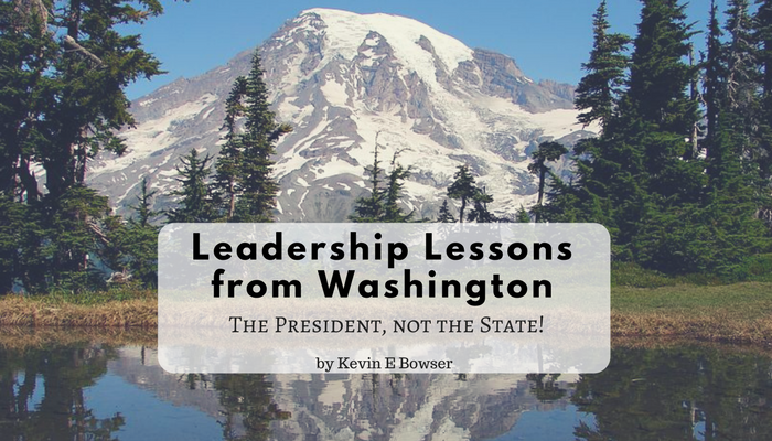 Leadership Lessons from Washington