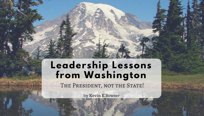 Leadership Lessons from Washington