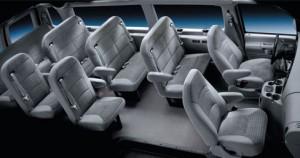 Passenger Van Seats