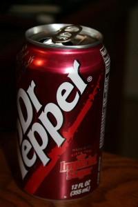 God and Dr. Pepper - 4