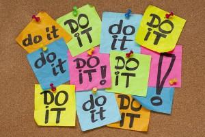 Do it, ditch it or delegate it - 1