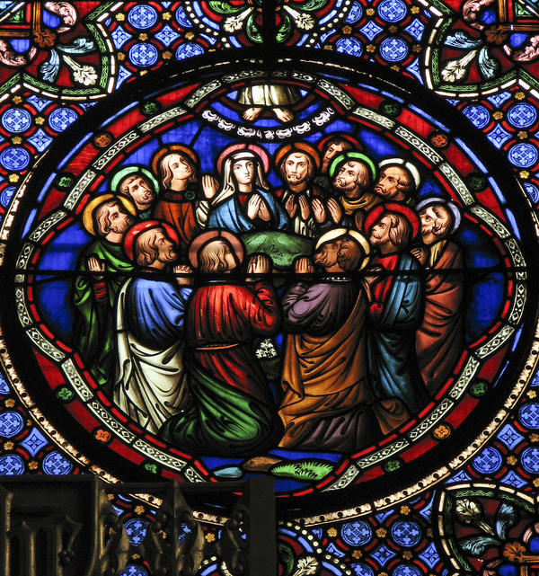 Christ and His Team - Part 1 - 1