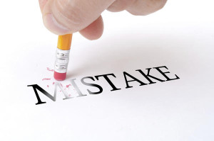 When Leaders Make Mistakes - 1