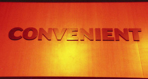 Convenient vs Covenant - 1