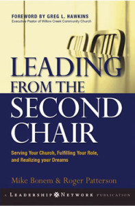 Second Chair Leaders - 1