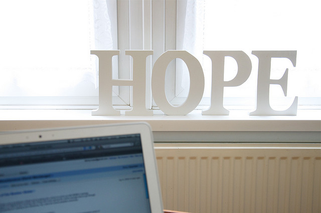 Leadership on a Hope and a Prayer