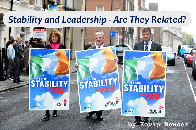 Stability and Leadership