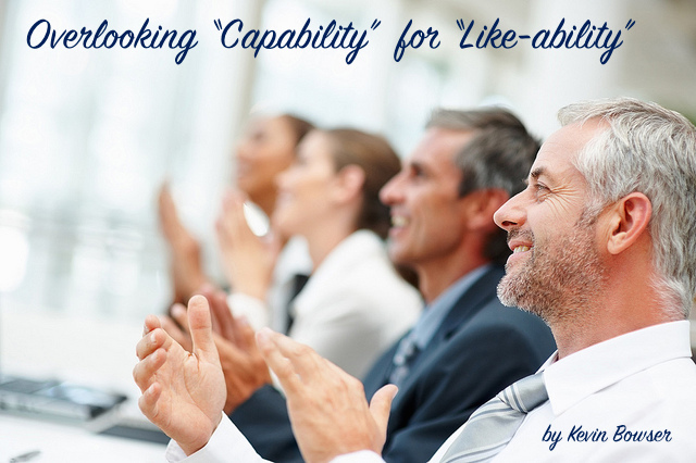 Capable - Likeable