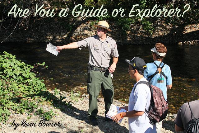 Explorer or Guide