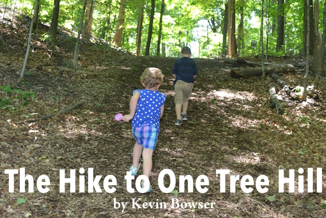 Hike to One Tree Hill