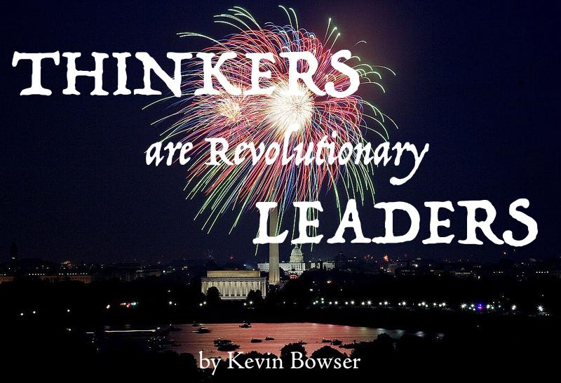 Revolutionary Thinking - Blog Graphics