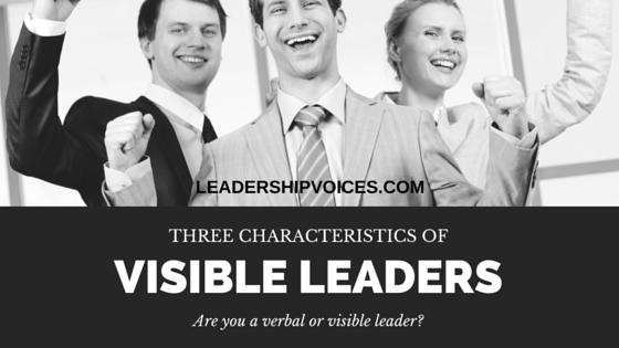 Three Characteristics of