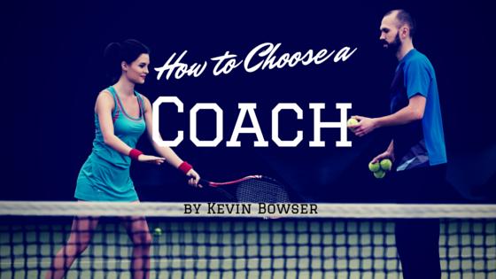 How to Chose a Coach