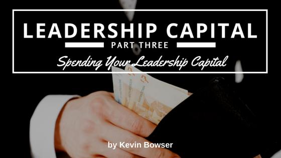 Leadership Capital - Part 3