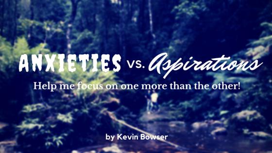 Anxieties vs. Aspirations