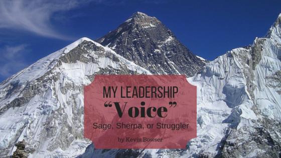 My Leadership Voice