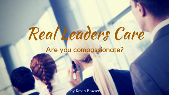 Real Leaders Care