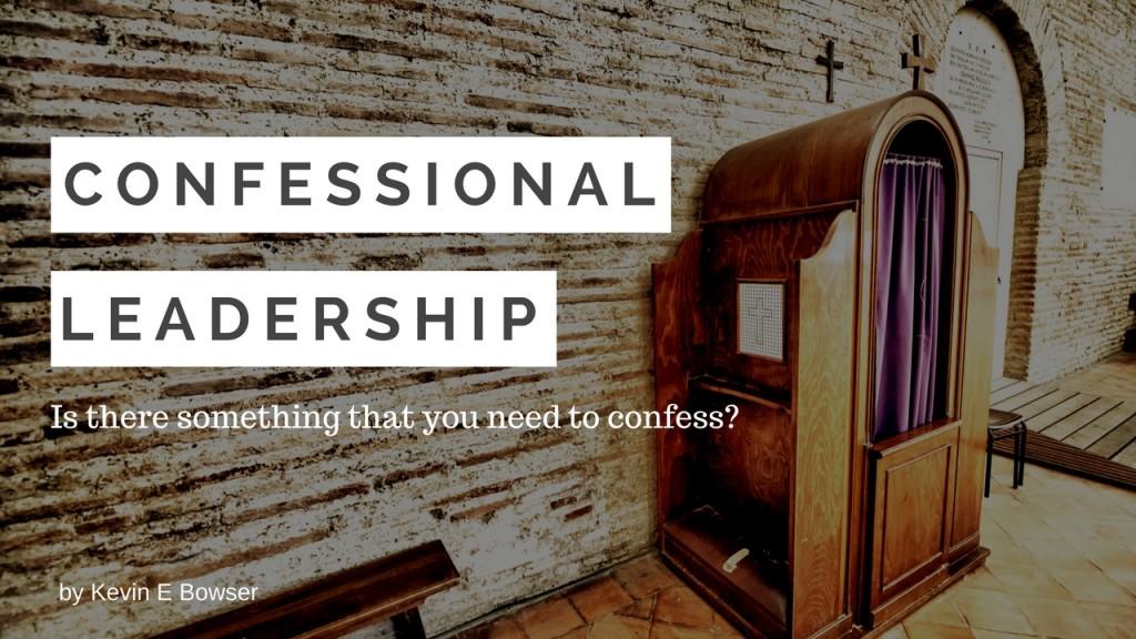 Confessional Leadership