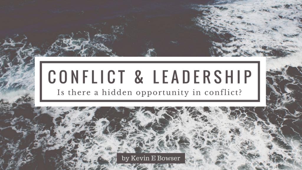 Conflict & Leadership