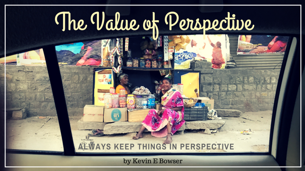 the value of perspective