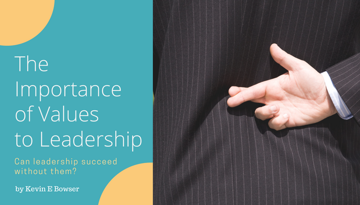 The Importance of Values to Leadership