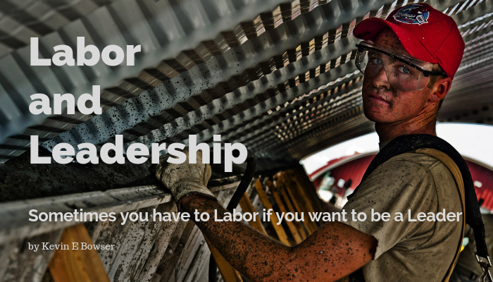 Labor and Leadership